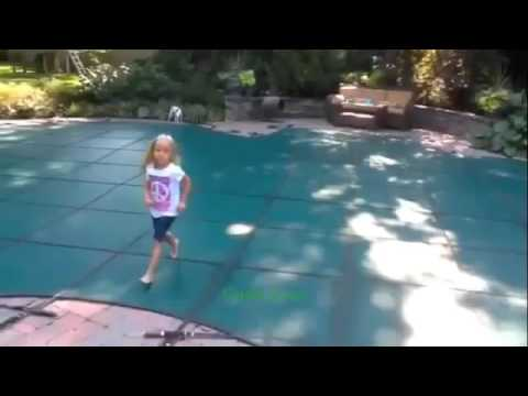Manual Pool Safety Cover